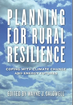 Book cover, ruralresilience