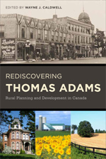 Book cover, Rediscovering Thomas Adams